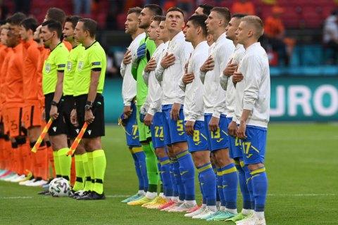 Збірна України вже заробила 13 млн євро на Євро-2020
