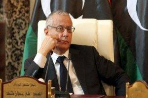 Похищенный премьер Ливии доставлен в министерство внутренних дел