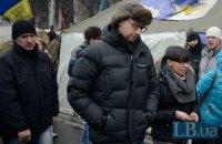 Долю прем'єрства Яценюка вирішить Майдан, - Турчинов