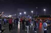 В Египте полиция применила слезоточивый газ при разгоне антипрезидентского митинга