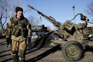 Уночі бойовики 42 рази порушили режим припинення вогню