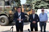 Латвія передала на Донбас більш ніж 20 тонн гумдопомоги