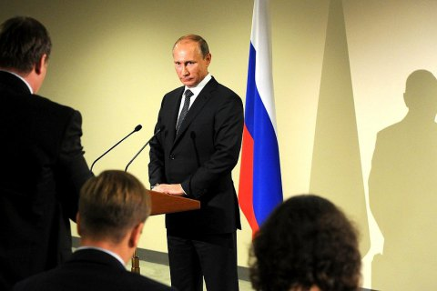 "Путин ""не заметил"" демарша Порошенко на Генассамблее ООН"