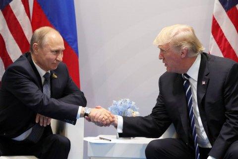 Білий дім визнав другу зустріч Трампа і Путіна на саміті G20