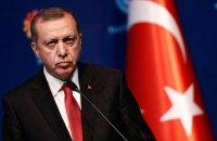 Ердоган висловився за врегулювання ситуації на Донбасі через діалог