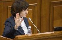 Президентка Молдови зажадала пояснень у зв'язку з викраденням судді Чауса в Кишиневі