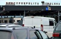 На західному кордоні України тривають довгі черги на в'їзд (оновлено)
