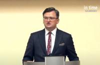 Кулеба: для встречи Зеленского и Орбана осталось выполнить два условия