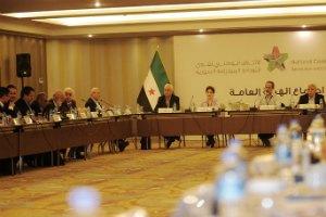 Боевики требуют половину мест в Сирийской национальной коалиции