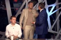 Нардепы Мосийчук и Шахов подрались в прямом эфире (обновлено)
