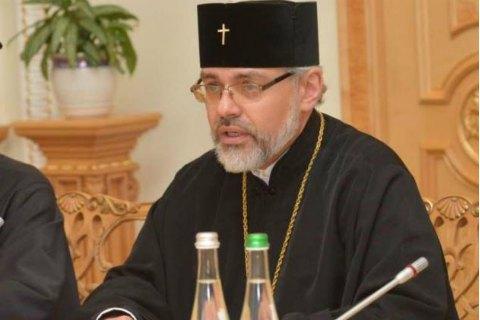 Экзарх Варфоломея: отчет по Украине на Синоде был воспринят замечательно