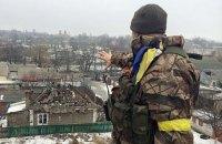За сутки на Донбассе ранены двое военнослужащих