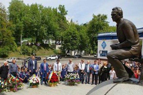 Стартує турнір пам'яті Лобановського