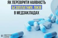 Большинство лекарств на стационарном лечении являются бесплатными для пациентов, - Супрун