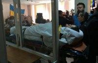 Подозреваемых в организации нападения на Михайлика взяли под стражу (обновлено)