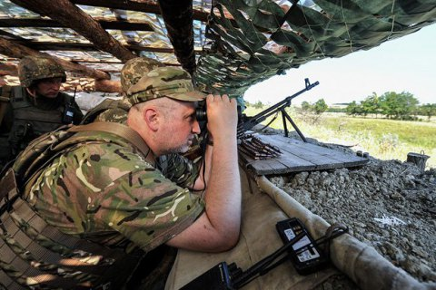 Украина будет отслеживать вывод российских войск из Беларуси после учений, - Турчинов