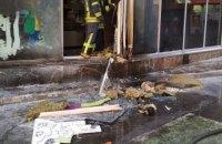 Полиция задержала поджигателя магазина Roshen на Осокорках