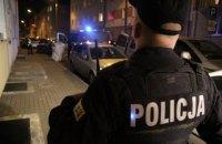 У Польщі поліцейські відкрили вогонь по п'яних українських заробітчанах