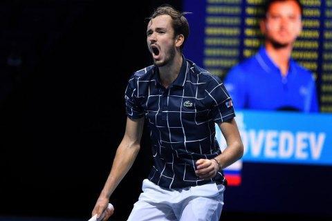Россия стала победителем второго в истории ATP Cup