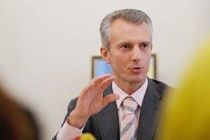 Хорошковский уверяет, что не будет конкурировать с Порошенко
