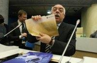 Добкин выразил недоверие Стороженко (документ)