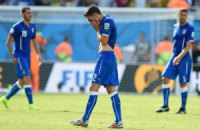 Скучная Италия проиграла Уругваю и покинула Бразилию