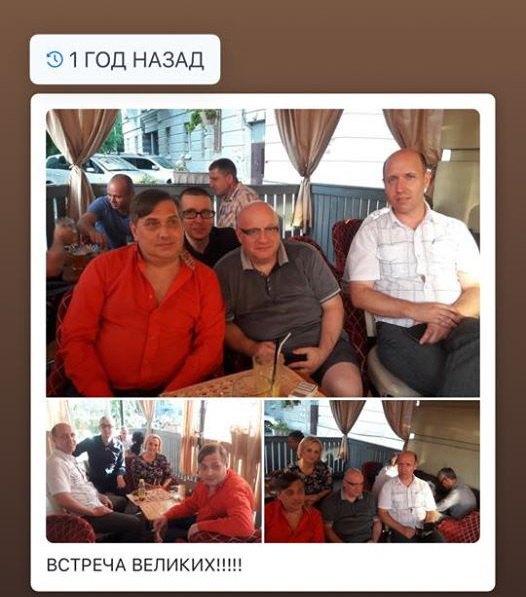 Дмитро Джангіров (у центрі)