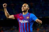 """""""Барселона"""" в першому офіційному матчі """"після Мессі"""" забила супернику чотири голи"""