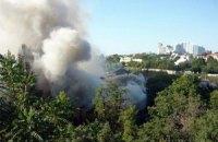 МНС попереджає про можливість пожеж у Києві