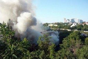 МинЧС предупреждает о возможности пожаров в Киеве