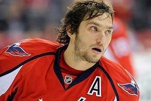 """НХЛ: четыре очка Овечкина не помогли """"Вашингтону"""" обыграть аутсайдера"""