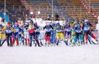 Украину дисквалифицировали в женской эстафете на этапе Кубка мира по биатлону (обновлено)