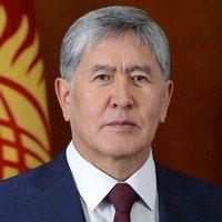 Алмазбек Шаршенович Атамбаев