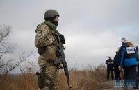 Бойовики обстріляли ділянку розведення сил у районі Петровського