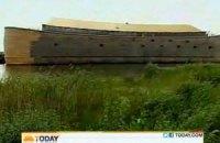 В Голландии строят точную копию Ноева ковчега