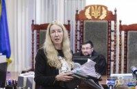 Окружной суд Киева начал рассматривать ходатайство об отмене отстранения Супрун (обновлено)