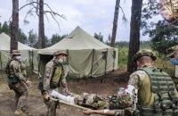 Український військовий підірвався під час інженерних робіт біля Водяного