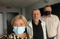 """Після зустрічі з Омбудсменом депутати з """"ЄС"""" відвідали у СІЗО генерала Павловського, Шандру і Бащинського"""