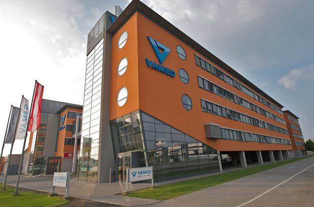 Офис Vamed в Вене