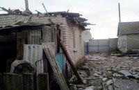 Под обстрелом боевиков погибла семья из Троицкого (обновлено)