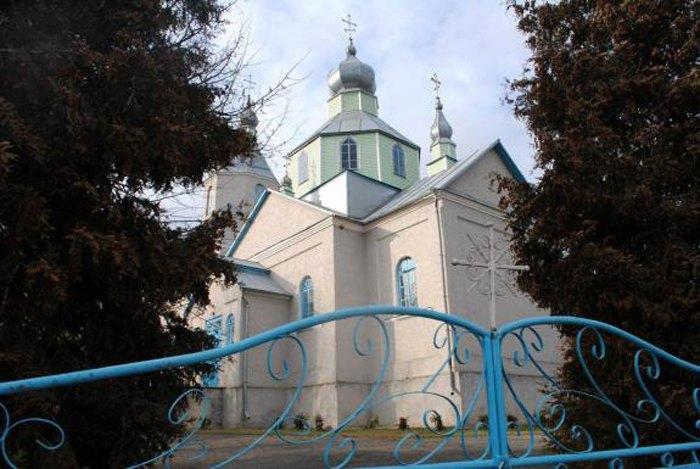 Храм св. праведної Анни села Кути Тернопільської єпархії