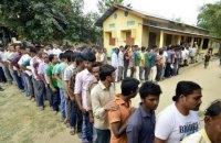 В Индии начались 5-недельные выборы в парламент