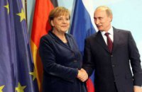 Путин, Баррозу и Меркель обсудили отсрочку ассоциации Украины с ЕС, - Кремль