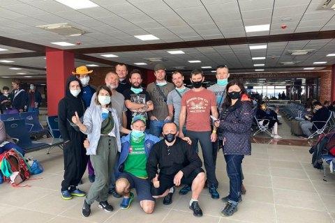 Германия эвакуировала 18 украинских туристов из Непала