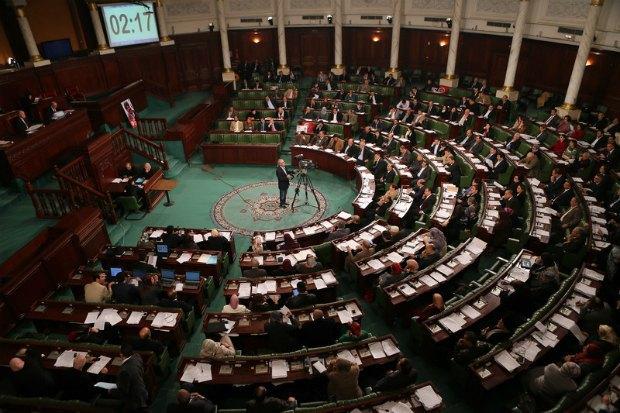 Национальная ассамблея Туниса