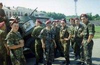 В Украине снова появится Национальная гвардия