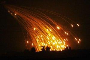МВС: терористи ведуть переговори щодо отримання з РФ фосфорних боєприпасів