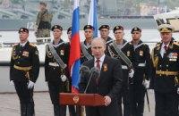 Из-за Путина в Севастополе остановят транспорт
