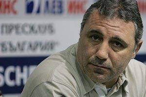 Стоичков возглавил болгарский ЦСКА