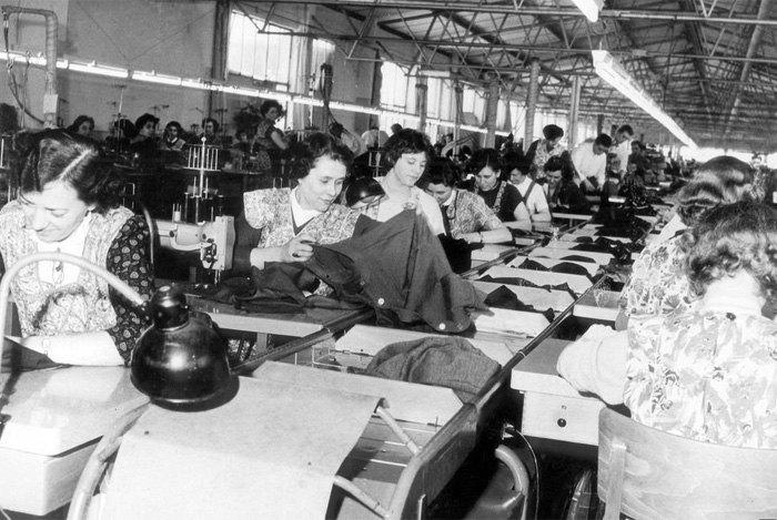 Экономическое чудо в Западной Германии (февраль 1958 г.)